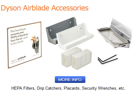 Dyson Airblade Accessories