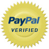 PayPal Verified Merchant Seal