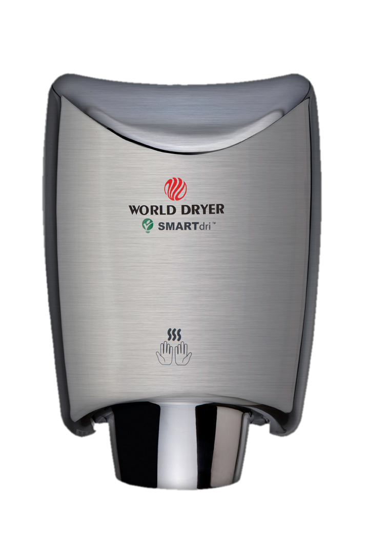 Charmant World Dryer SmartDri Hand Dryer