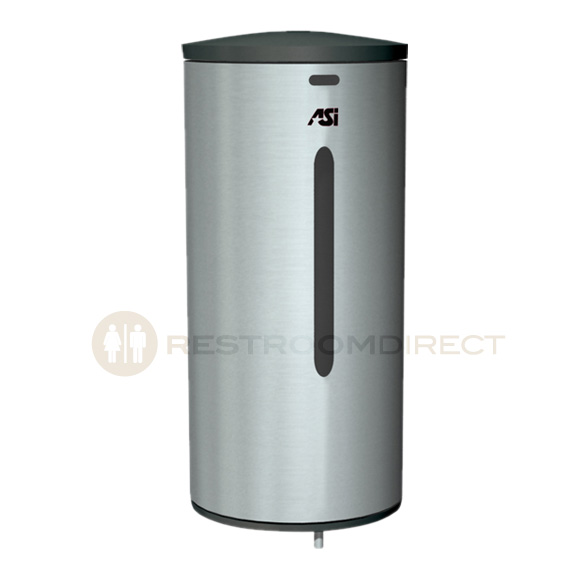 Asi Soap Dispenser ~ Asi stainless steel automatic soap dispenser