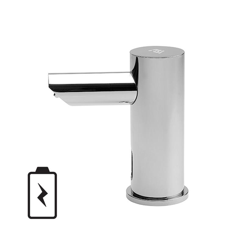 Best Automatic Hand Soap Dispenser ~ Asi a counter top mounted automatic battery