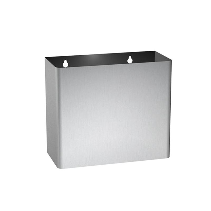Asi Traditional Collection Surface Mount Waste Bin 10 0827