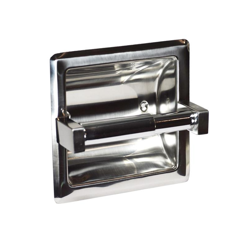 Stainless Steel Toilet Tissue Dispensers