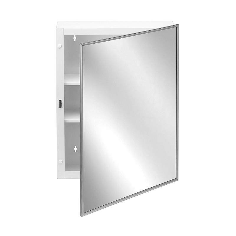 Bradley 9664 surface mount commercial grade medicine cabinet for Bradley mirror