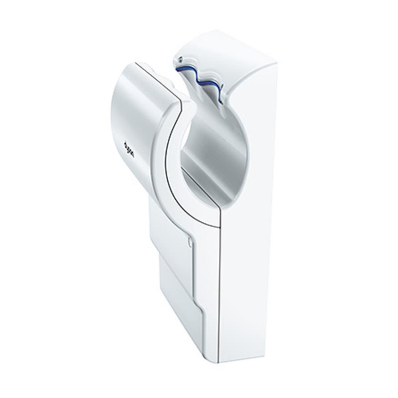 dyson airblade ab14 db 208 240v white 50 quieter 304664 01. Black Bedroom Furniture Sets. Home Design Ideas
