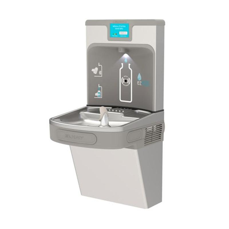 Elkay Lzs8wssp Filtered Water Cooler Amp Enhanced Ezh2o