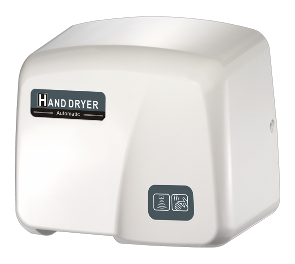 Fast dry hk 1800pa automatic hand dryer 110 120v for Bathroom hand dryers electric