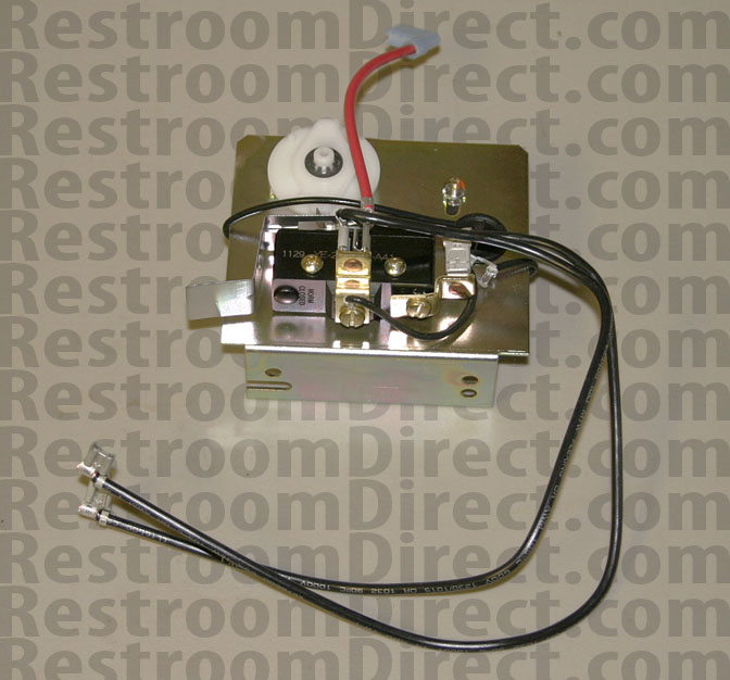 Dryer Replacement Parts >> World Dryer Part - Switch Timer Assembly - 225