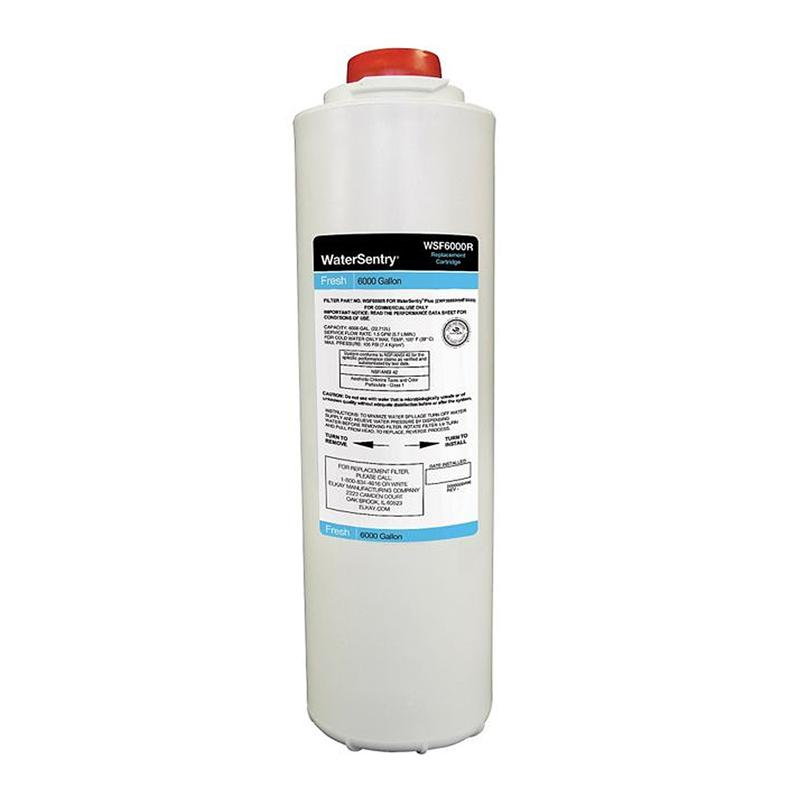 High And Low Capacity Water Filter For Elkay Barrier Free