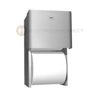 Asi Profile 9030 Surface Mount Stainless Steel Dual Roll