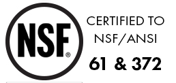 NSF, ANSI 61 and 272 Certified Water Fountain