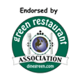 Information on the Green Restaurant Association Certification