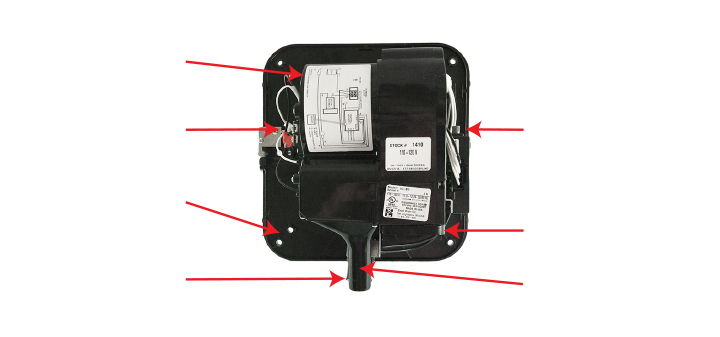 detailed information on the xlerator hand dryer by excel dryer  xlerator hand dryer wiring diagram #2