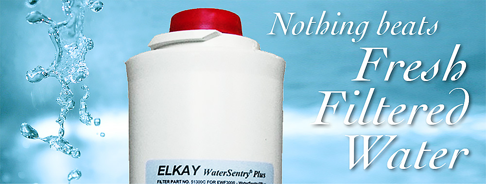 Restroom Direct carries replacement filters for all Elkay & Halsey Taylor water fountains and bottle fillers.