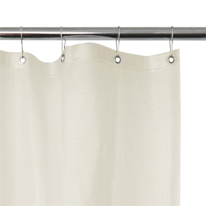 ASI - Commercial Grade Vinyl Shower Curtain