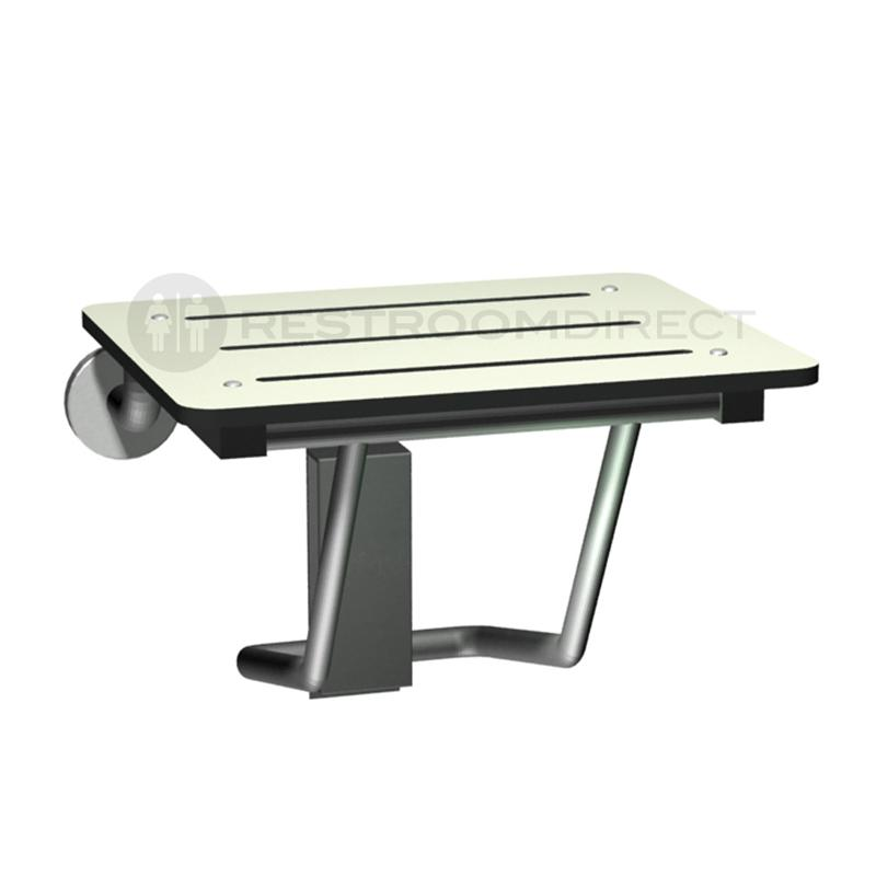 ASI 8203 Compact Folding Shower Seat