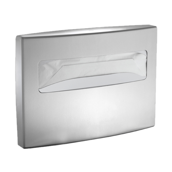 Asi 20477 Sm Surface Mount Stainless Steel Toilet Seat
