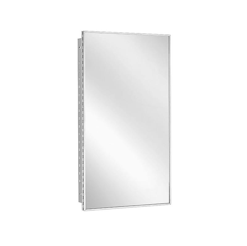 Bradley 175 stainless steel adjustable shelf medicine for Bradley mirror