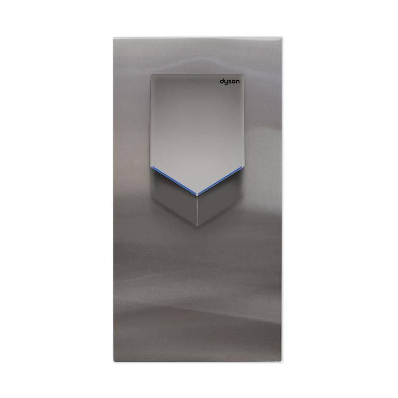 dyson splash guard shown with airblade v installed dryer not included - Dyson Airblade V