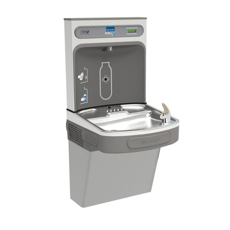 Elkay Lzs8wslk Wall Mount Barrier Free Ada Filtered Water