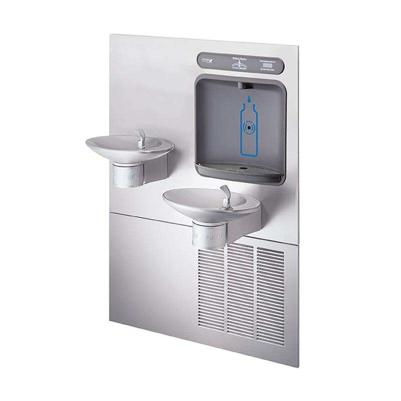 Halsey Taylor Bi Level Architectural Drinking Fountains