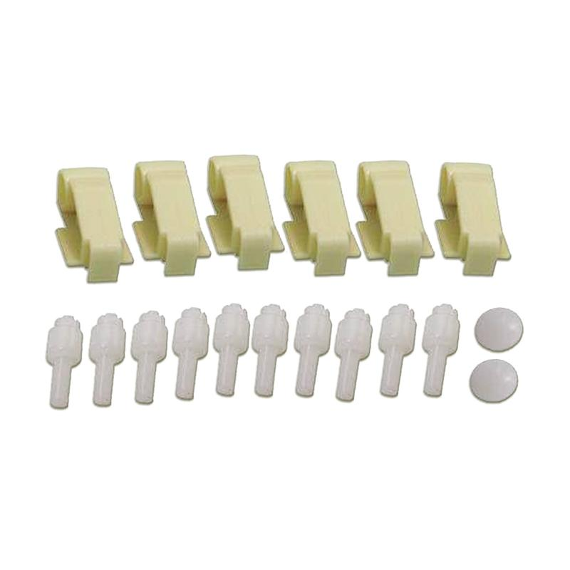 Elkay 98537C Replacement Pivot Blocks, Pins and Bumpers