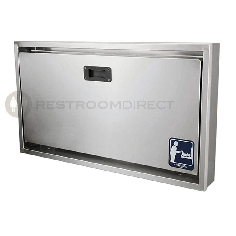 Dry Baby Stainless Steel Changing Stations - Baby changing table requirements