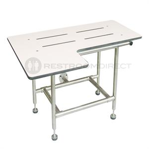 ASI 8202 L-Shaped Folding Shower Seat