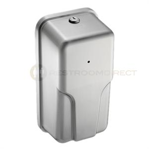 Asi Roval 20365 Stainless Steel Automatic Foaming Soap Dispenser