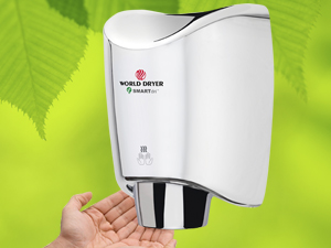 SMARTdri Energy Efficient Hand Dryer